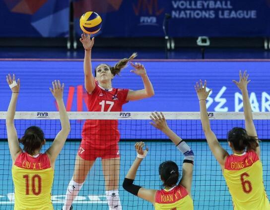 女排3-0俄罗斯 为什么这么强?