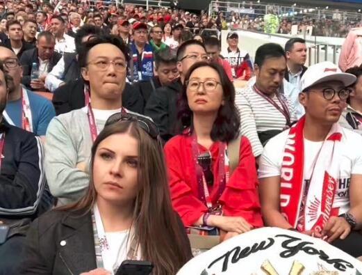 球迷陈奕迅吴秀波 现场说不定可以遇见