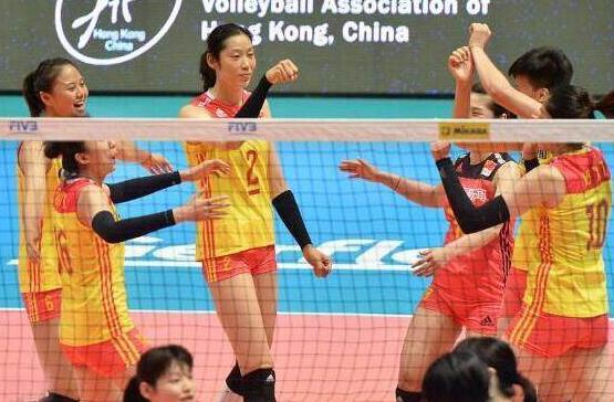 中国女排0-3巴西 这发挥也太差了