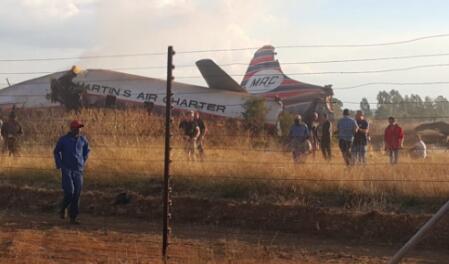 南非首都飞机坠毁 究竟是怎么回事?