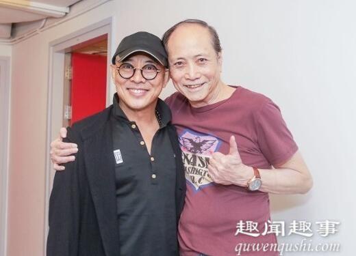 55岁李连杰回春 到底是怎么做到的?