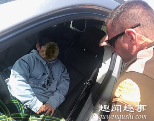 5岁男孩开车去买兰博基尼 原因是这样实在让人震惊