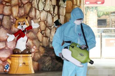 韩国最大室内游乐园发生疫情 具体情况是怎样