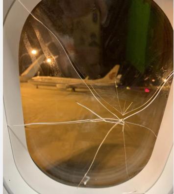 失恋女子酒后砸破舷窗致航班备降 事件始末最新消息