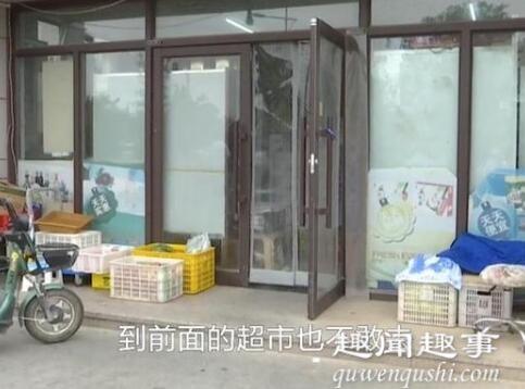 济南一小区22楼扔下自行车 究竟是怎么回事?