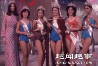19岁赵雅芝参加港姐比赛娃娃脸惊艳众人 穿泳衣好身材抢镜真是不老女神啊