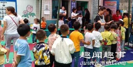 地震发生后幼儿园老师带着176名孩子撤离 全程仅用17秒到底是什么情况?