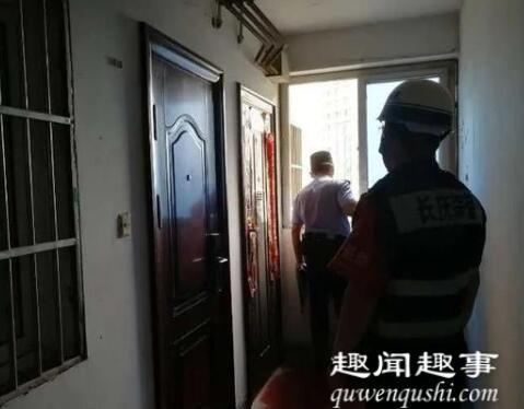 高考生门锁坏了被锁家中 到底是什么情况?