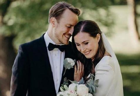 芬兰女总理与相恋16年男友结婚 具体是什么情况?