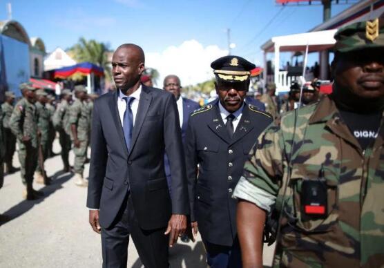 外媒:涉嫌暗杀海地总统者被拘留 内幕曝光简直太恐怖了