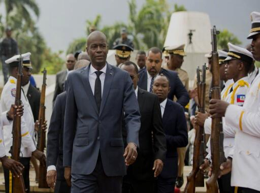 刺杀海地总统凶手伪装成美特工 究竟是怎么回事?