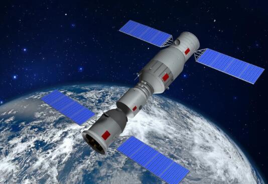 网友拍到中国空间站从头顶飞过 到底是怎么拍到的?