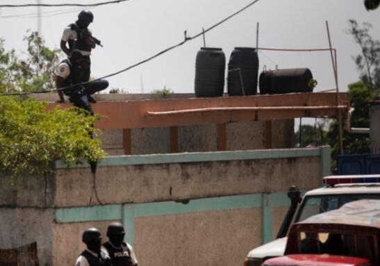 刺杀海地总统嫌犯受雇于美国公司 内幕曝光简直太悲剧