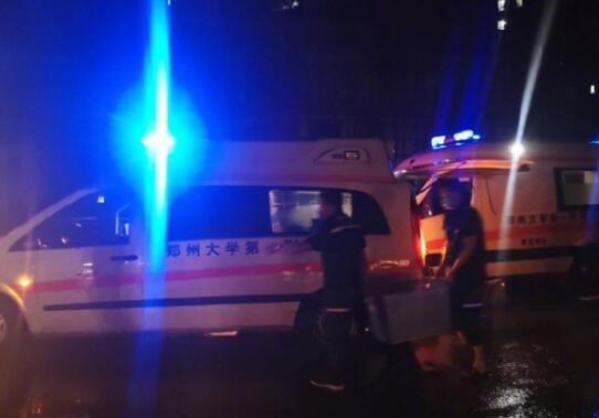 洪灾已造成郑州市区12人死亡 内幕曝光实在令人痛心