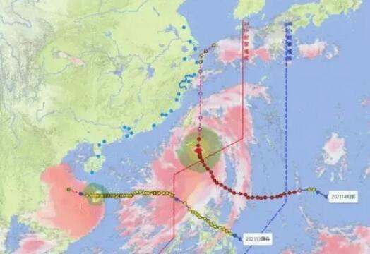 专家解析超级台风灿都有多强 应及时做好各项防范应对工作